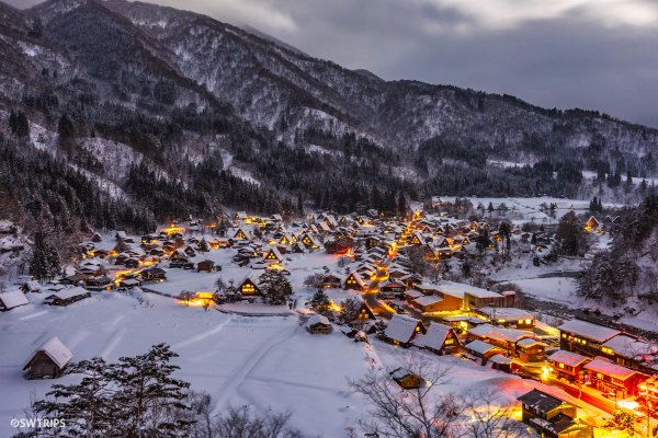 Shirakawa Go at Night - Shirakawa-Go, Japan.jpg