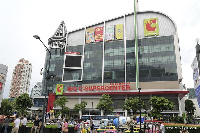 [泰國.曼谷]超好買Big C.BTS Chit Lom站~泰國必買商品一次購足 @VIVIYU小世界