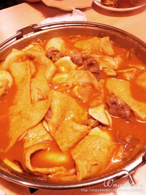 泰一格韓國年糕火鍋 Tigertopoki