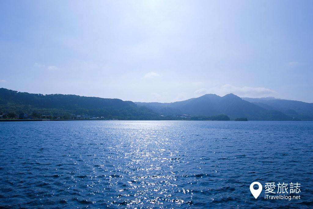 洞爷湖观光游览船 03