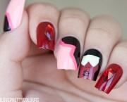 love pretty colours garnet nails