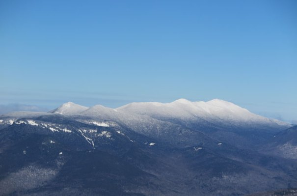 East Osceola View Franconia Ridge