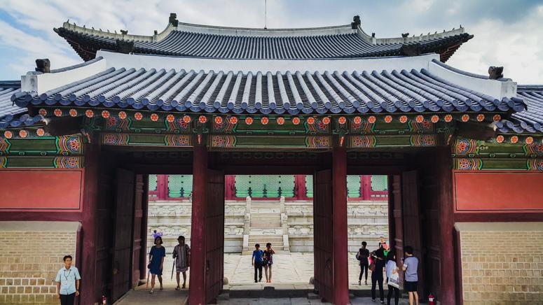 SEOUL // Gyeonbokgung Palace