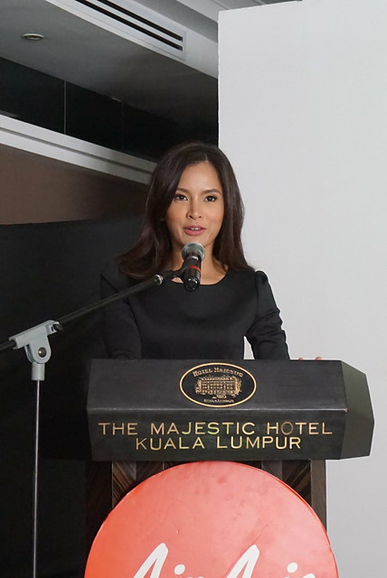 Date: 12 August 2015 venue: The Majestic Hotel KL