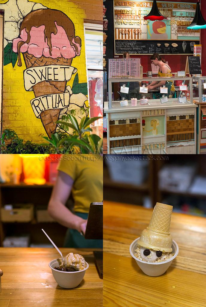 Sweet Ritual - Austin TX - Vegan Ice Cream