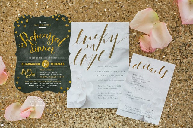 Our Wedding - Invites