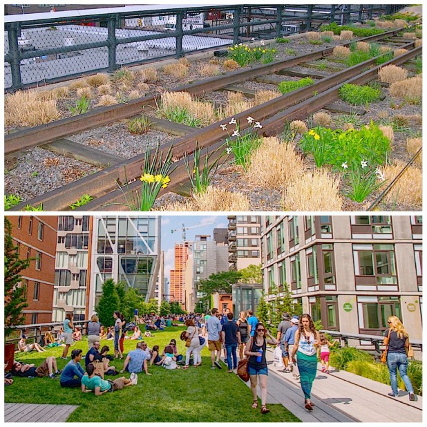 High Line gratis