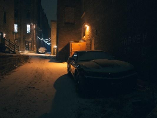 Parking lot on Grannan Street