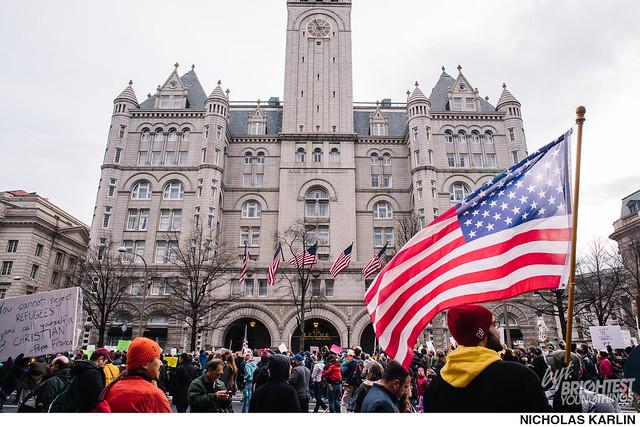 Muslim Ban Protest-24