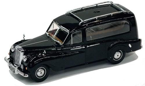 18 Oxford Austin A125 Sheerline funebre