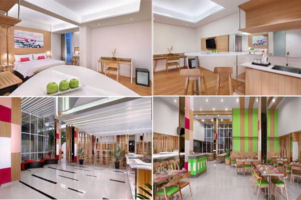 Favehotel Palembang 1