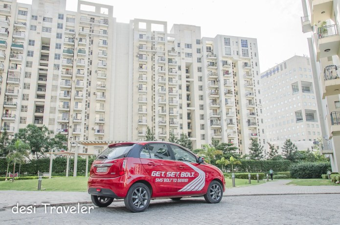 Tata Bolt Car Gurgaon