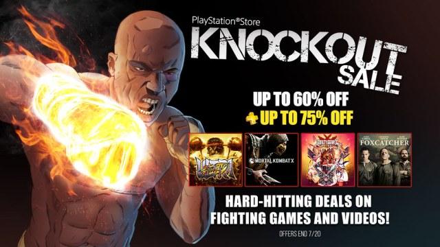 Knockout Sale 2015