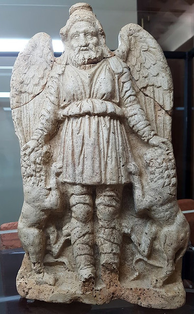 Winged Master of Lions, Etruscan, Palazzo Barberini, Palestrina, Italy