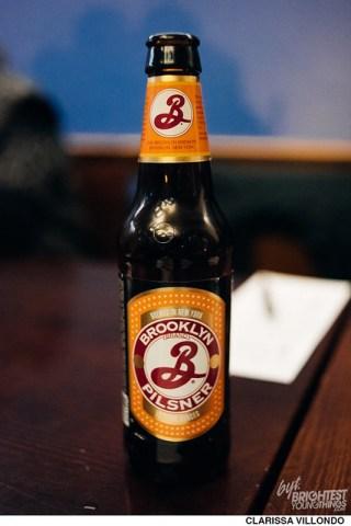 Brooklyn Brewery Dinner at Zaytinya