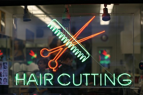 """Haircutting"" Photo Credit: Alan Turkus (aturkus) on Flickr"