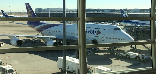 170125 タイ航空ボーイング747