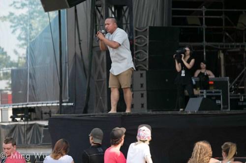 Eddie Quotez @ Ottawa Bluesfest 2015