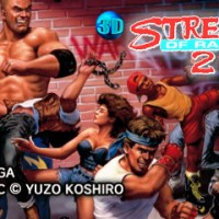 Review: 3D Streets of Rage 2