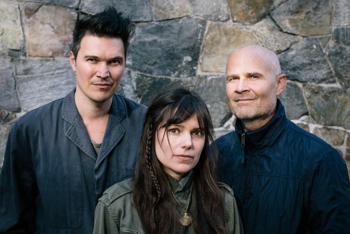 From left: Thomas Jackson, Charlotte Landelius and Henrik Stockare, the filmmakers of Foodies (Credit: Fortissmo Films)