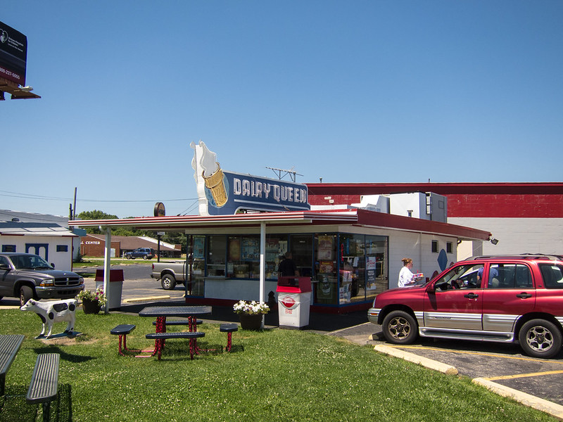 Shelbyville Dairy Queen