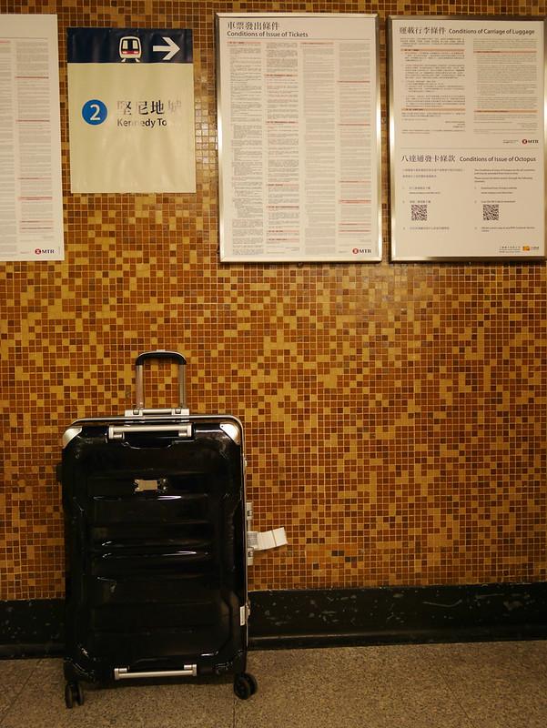 【開箱】推薦超好用『 AOU微笑旅行 行李箱 』~ 出國旅行就靠它了!現在全館滿四千就送旅行U型枕+機械式行李 ...