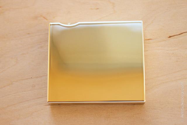 03 Clarins #13 Skin Tones Eye Quartet Mineral Palette Long Lasting Wet & Dry