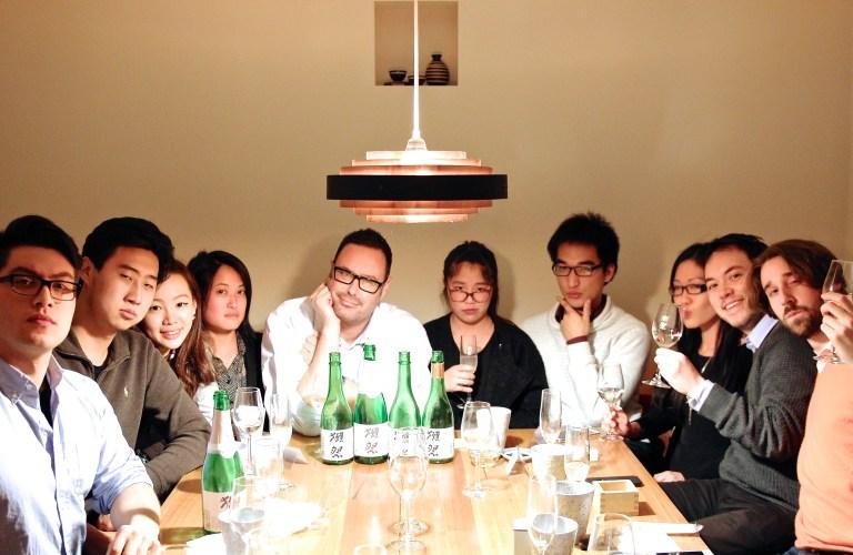Kumo Izakaya Dassai Sake Tasting Night - Group Photos (2)