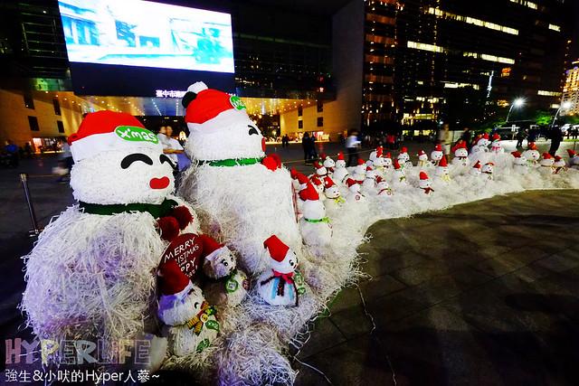 2016 台中市政府聖誕YA
