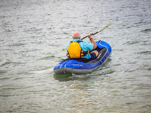 Inflatable Kayak Launch-31