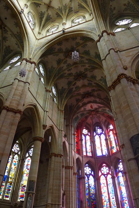 A la découverte de Trier (Allemagne) - 071 - Liebfrauenkirche