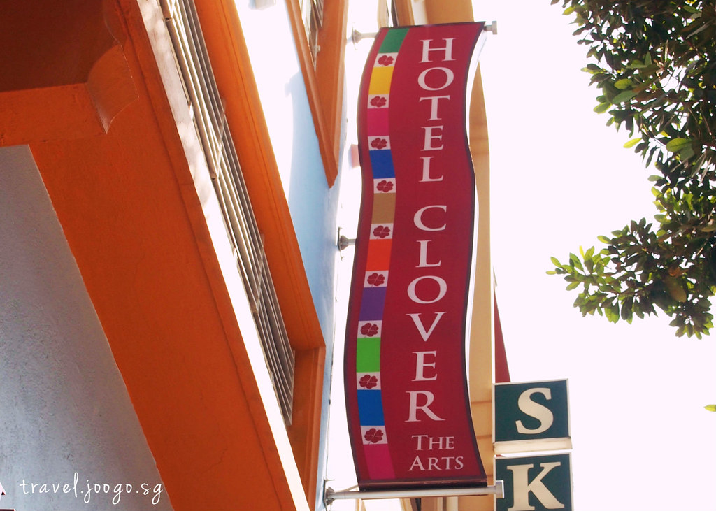 Hotel Clover 5a - travel.joogo.sg