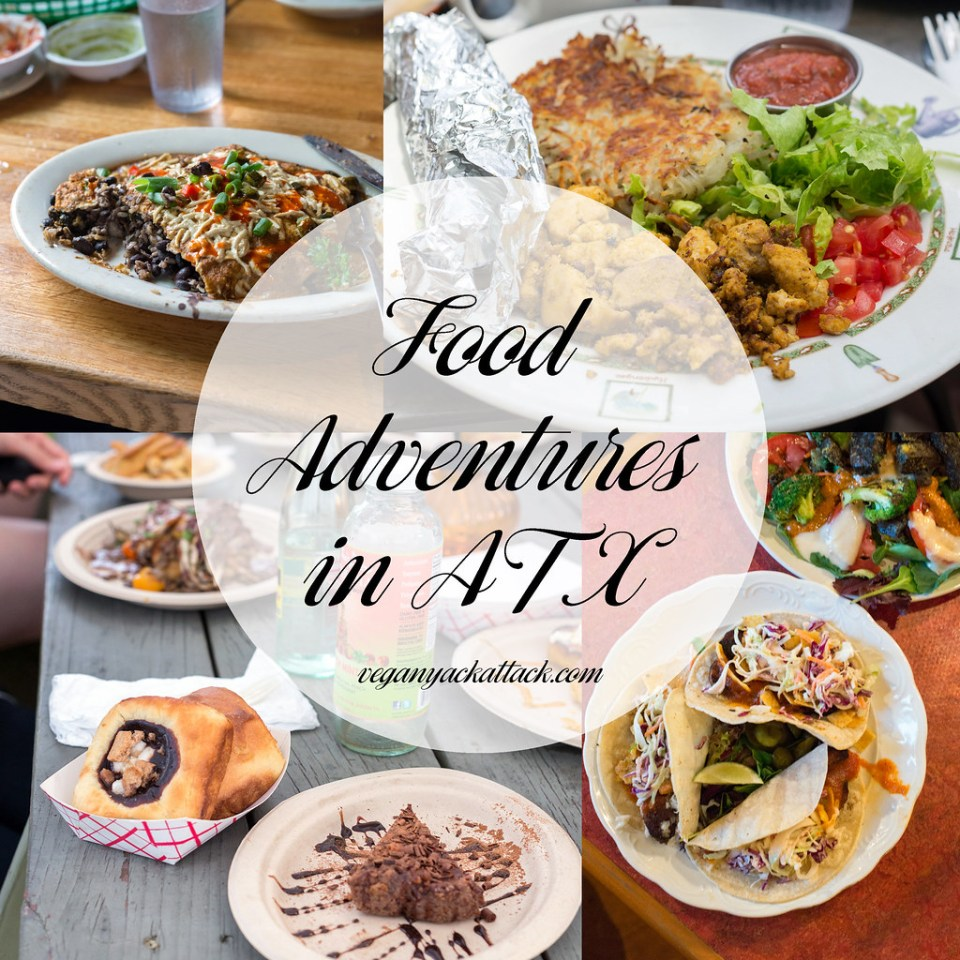 Vegan Food Adventures in Austin Texas - Vida Vegan Con