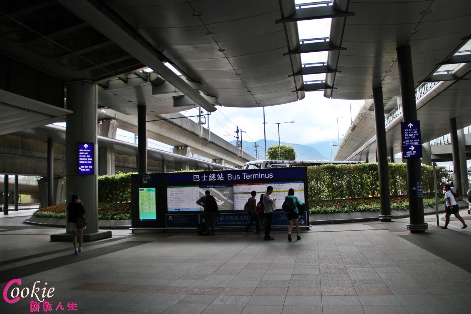 【香港機場巴士】城巴A21 免扛行李,車票便宜又可以看香港風景! @ 餅乾人生Cookie Life :: 痞客邦