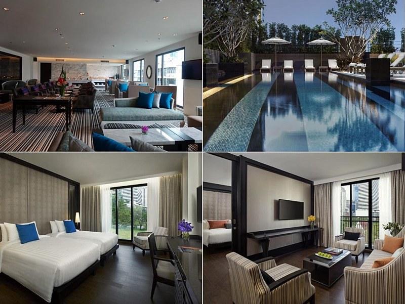 Moevenpick Hotel Sukhumvit 15 Bangkok 2