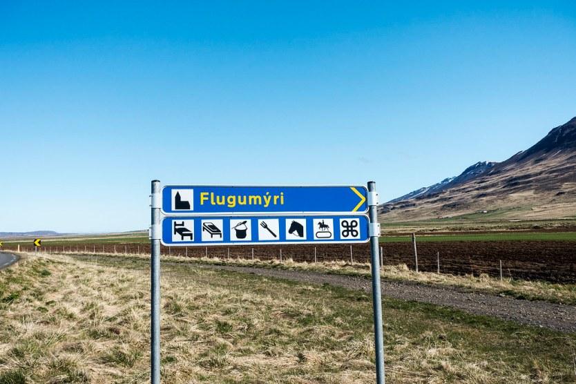 Flugumyri sign