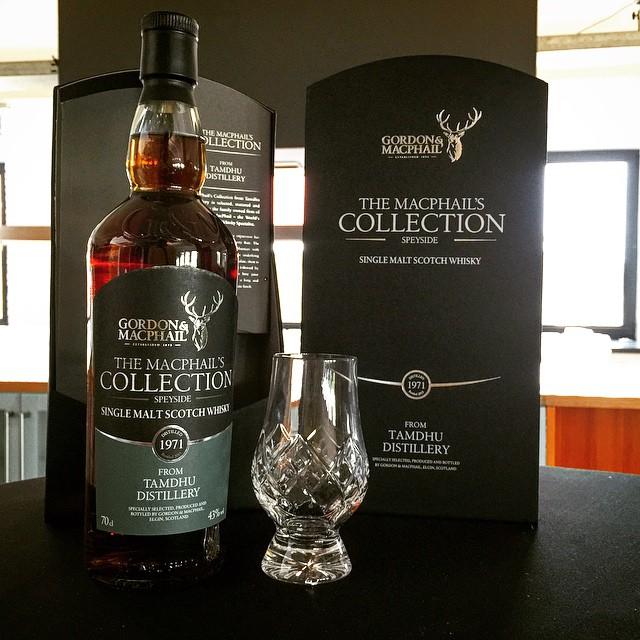 Die speciale botteling, of dat ene flesje uit uw geboortejaar ... soms vind je die gewoon in de lokale whisky shop!