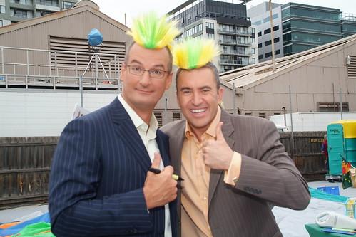David Koch and Mark Beretta