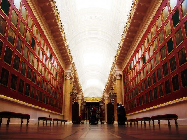 The Gallery of 1812 (Hermitage)