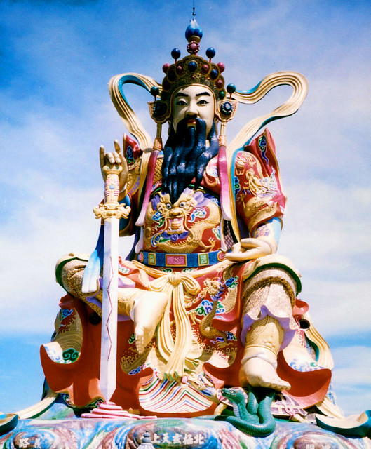 Xuan Tian Shang Ti Supreme Lord of the Mysterious Heavens  Flickr  Photo Sharing