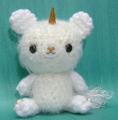 Amigurumi Bear Unicorn Sprite  Flickr  Photo Sharing