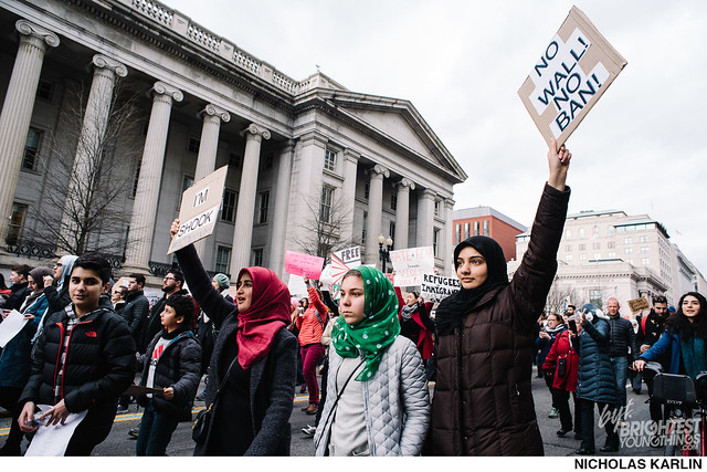 Muslim Ban Protest-16