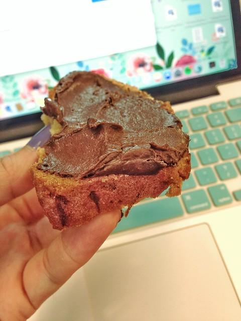 Gluten-free pound cake