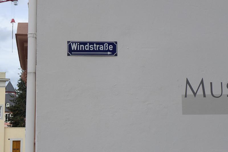 A la découverte de Trier (Allemagne) - 098 - Windstraße