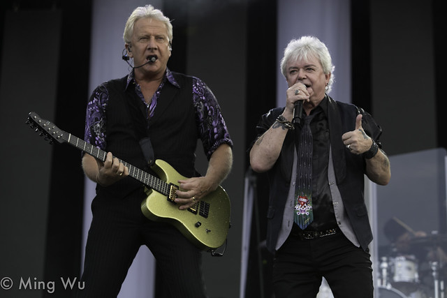 Air Supply @ Ottawa Bluesfest 2015