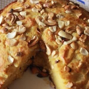Mango Coconut Cake3
