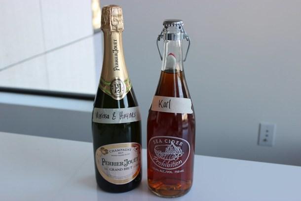 Hostess Tip Wine