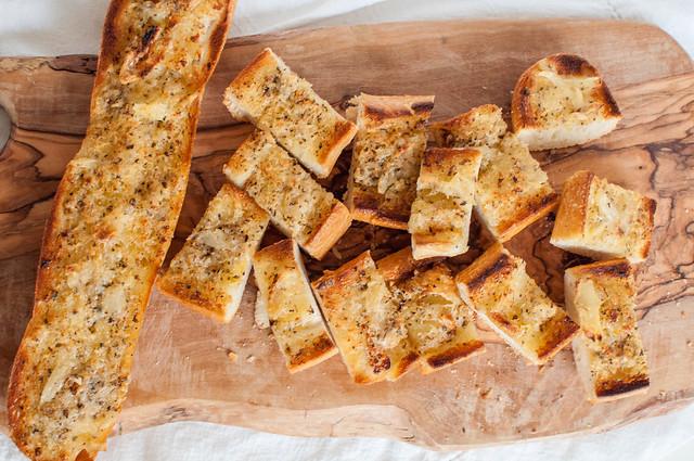Garlic Confit Bread 4
