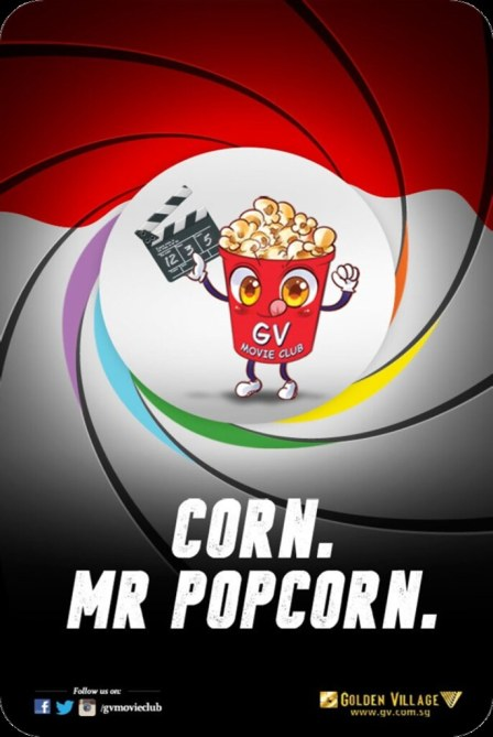This EZ-Link card will seal your status as a hardcore Mr Popcorn fan.