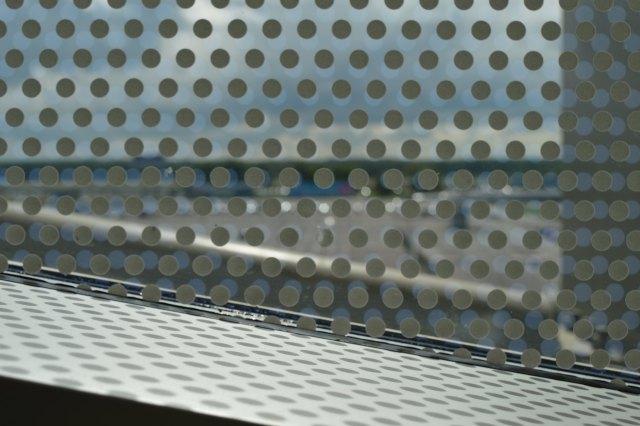 Пулково, вид из окна / Pulkovo, view through the window